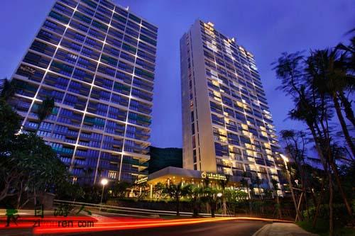 三亚公寓 大东海半山半岛居高悦海公寓   实名认证 芝麻信用  分享