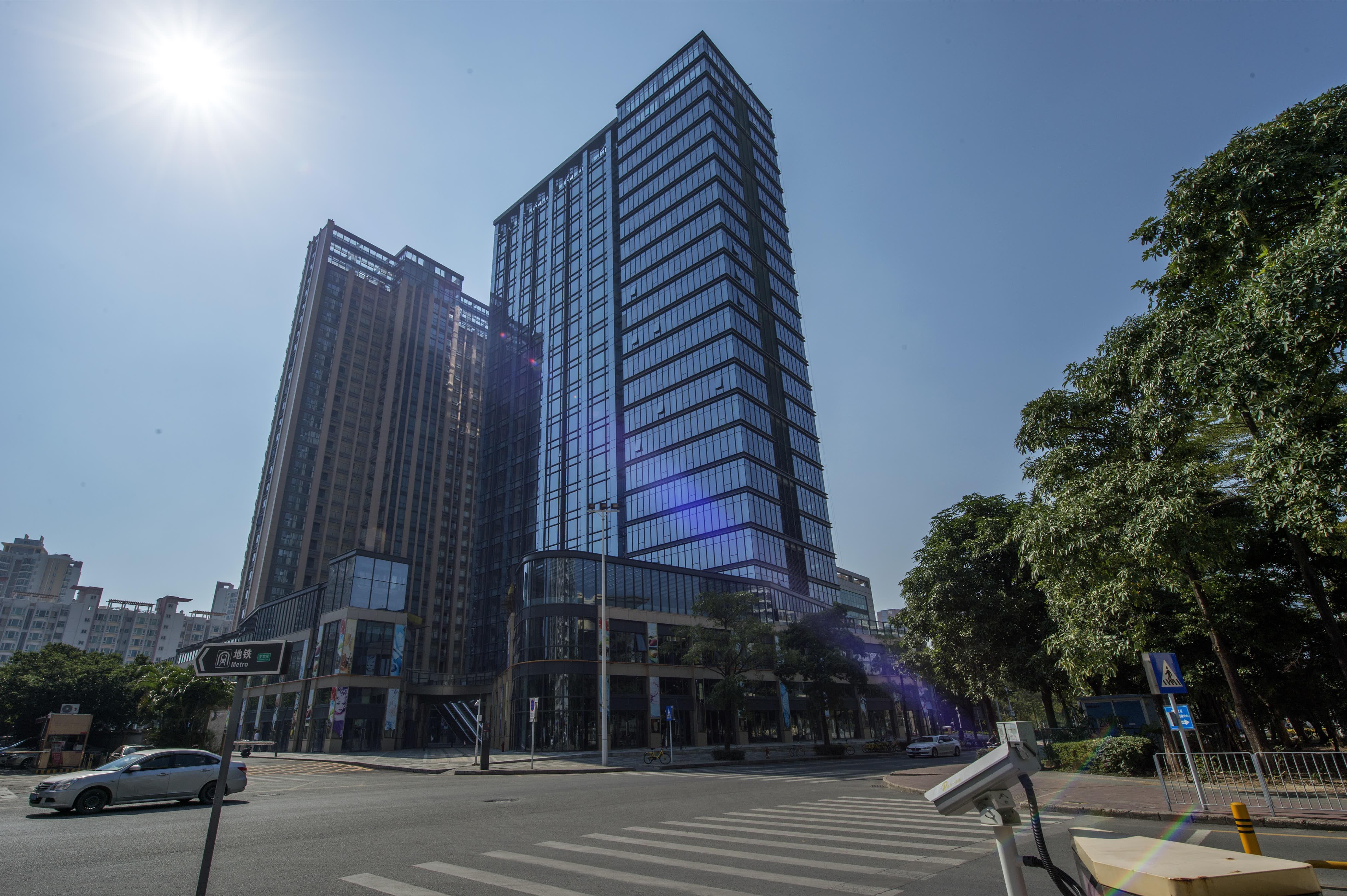 深港行政公寓(前海凯御店)图片