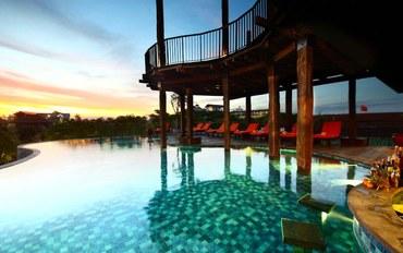 亚洲酒店公寓高性价比度假村住宿:巴厘岛雷吉安太阳岛水疗度假村