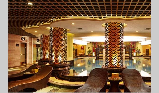 北京海德温泉酒店商务大床房