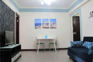 香港旺角星星爱琴海三房一厅公寓