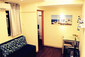 香港旺角两房一厅主题公寓