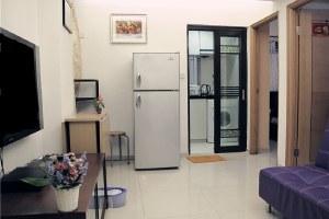 香港旺角精品2房1厅主题公寓