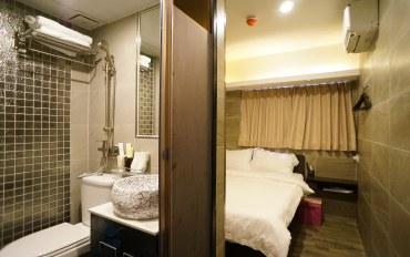 香港酒店公寓住宿:香港尖沙咀紫馨宾馆温馨精品大床房