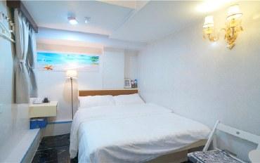 香港酒店公寓住宿:香港尖沙咀万悦宾馆二号豪华大床房