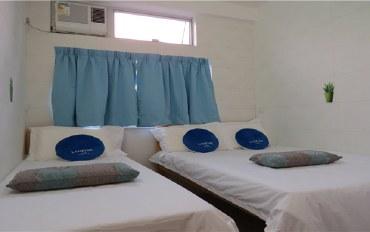 香港酒店公寓住宿:香港旺角海景宾馆家庭三人房