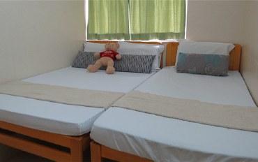 香港酒店公寓住宿:香港旺角天晴宾馆三人房