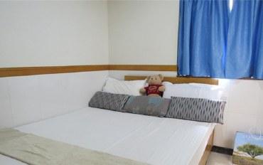 香港酒店公寓住宿:香港旺角天晴宾馆双人大床房