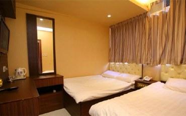 香港酒店公寓住宿:香港油麻地金都宾馆三人房
