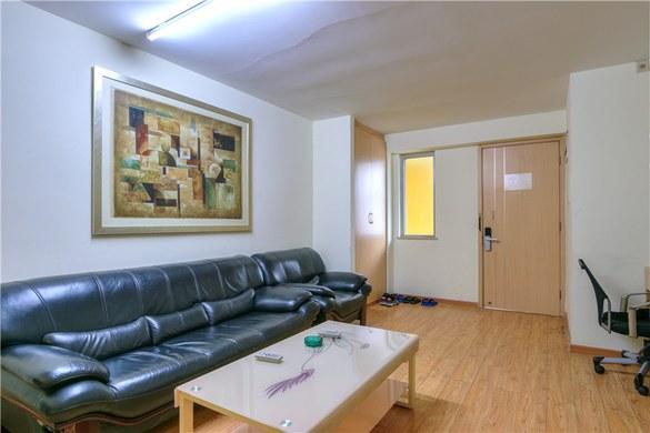 北京美华世纪公寓温馨一室一厅套房