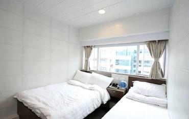 香港酒店公寓住宿:香港振宜标准三人房