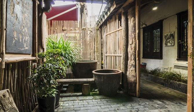 上海.金山嘴渔村,靠海一居—老井