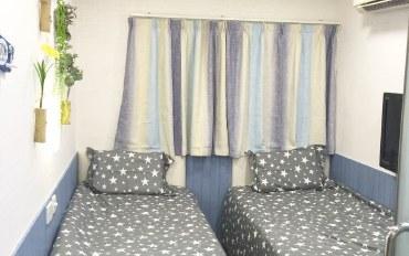 香港酒店公寓住宿:香港九龙弥敦道和平宾馆标准双人房