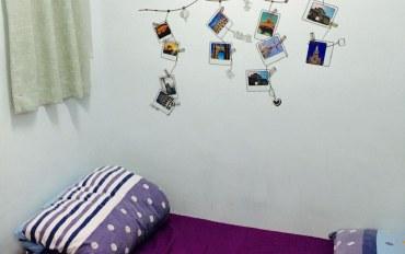 香港酒店公寓住宿:香港佐敦温馨大床房(A2)共卫浴