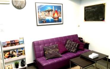 香港酒店公寓住宿:香港佐敦温馨大床房(A5)独立卫浴