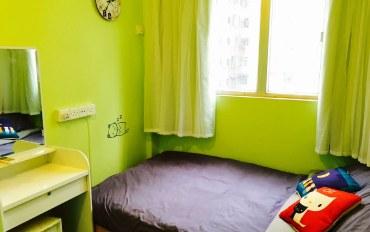 香港酒店公寓住宿:香港佐敦温馨大床房(A13)共卫浴