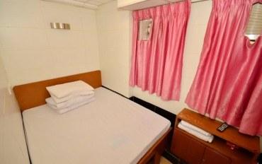 香港酒店公寓住宿:九龙佐敦乐家大床房