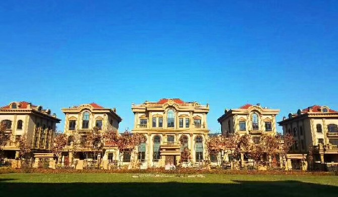 哈尔滨山海边绿谷小雪花轰趴聚会别墅