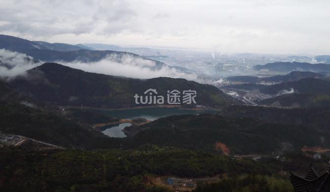 温州乐清中雁荡山风景区民宿