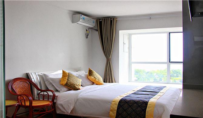 威海环翠区唐人海湾酒店式公寓:威海途家唐人海湾高级