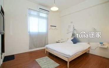台东酒店公寓住宿:别致双人房