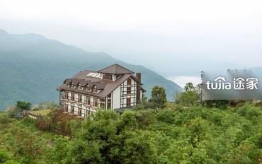 南投酒店公寓住宿:Colonial Style标准二人房