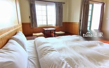 南投酒店公寓住宿:特色VIP双人房