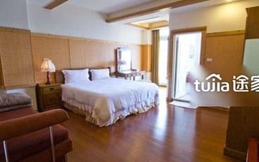 南投酒店公寓住宿:景观双人套房