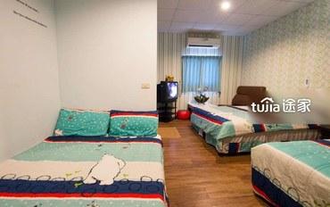 宜兰酒店公寓住宿:6人套房-阳光杜拜