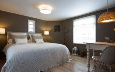 阿姆斯特丹酒店公寓住宿:私人船屋,舒服大床,新颖浴室和厨房