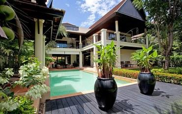 普吉岛酒店公寓住宿:曼塔湾别墅