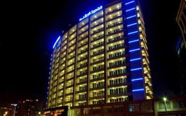 迪拜酒店公寓住宿:弗洛瑞亚克里克豪华公寓