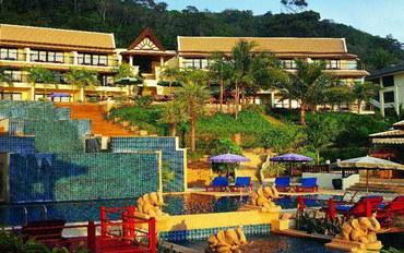 普吉岛酒店公寓住宿:普吉岛圣塔拉蓝色海洋SPA度假村
