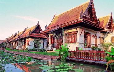 攀牙府酒店公寓住宿:拷叻班达里Spa度假村