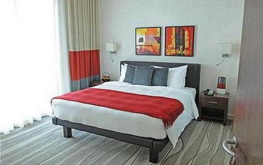 阿布扎比酒店公寓住宿:阿布扎比Yas Island Staybridge公寓
