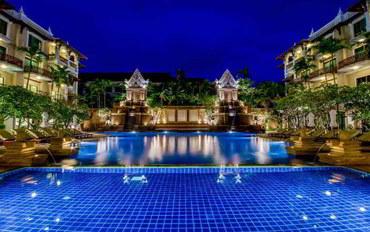 暹粒酒店公寓住宿:暹粒圣卡度假村