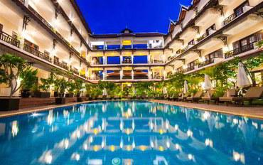 暹粒酒店公寓住宿:暹粒西姆度假村