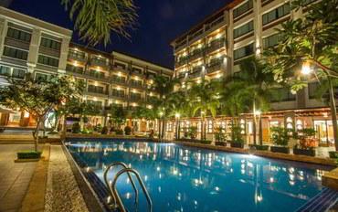 暹粒酒店公寓住宿:皇家帝国度假村
