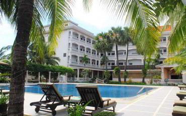 暹粒酒店公寓住宿:瑞度假村