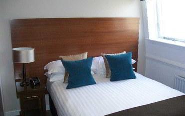 爱丁堡酒店公寓住宿:喷泉苑斯图尔特公寓