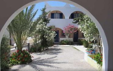 圣托里尼岛圣托里尼水上公园附近酒店公寓住宿:利姆奈斯公寓别墅