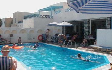 圣托里尼岛圣托里尼水上公园附近酒店公寓住宿:洛基亚别墅公寓