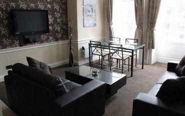 爱丁堡酒店公寓住宿:爱丁堡城市公寓