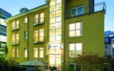 法兰克福酒店公寓住宿:法兰克福NH别墅