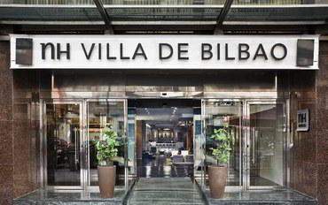 比斯开-毕尔巴鄂酒店公寓住宿:毕尔巴鄂别墅NH系列