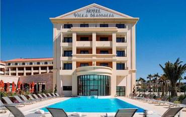 马赛酒店公寓住宿:金色郁金香马西利亚别墅