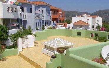 萨摩斯帕纳贾·斯匹利安尼修道院附近酒店公寓住宿:阿纳斯塔西娅度假村