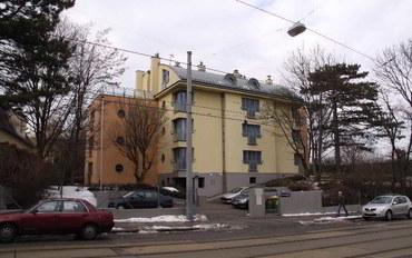 维也纳酒店公寓住宿:维也纳之旅-海泽公寓旅馆