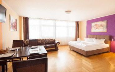 柏林酒店公寓住宿:AMC柏林公寓