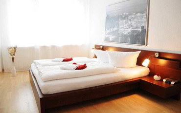 柏林酒店公寓住宿:欧洲公寓